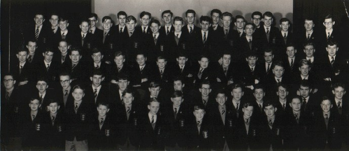 Boston Grammar School Prize Giving 1961